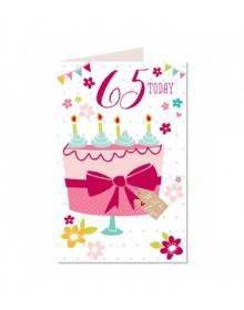 Age 65th Birthday