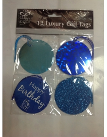 Gift Tags ( Various Colours)