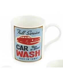 Retro Car Mug