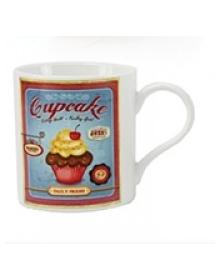 Retro Cupcakes Mug