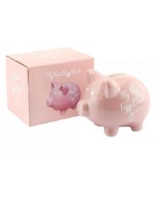 My Frist Piggy Bank Pink