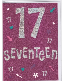 Age 17 Birthday