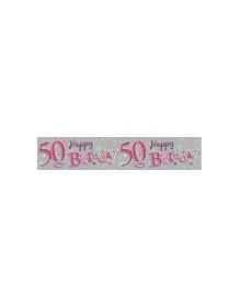 Banner Age 50 Jumbo