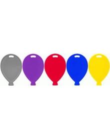 Balloon Shape Weights x 100pcs