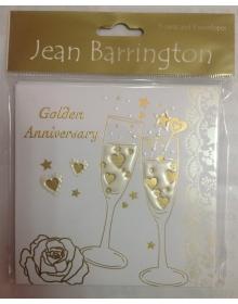Invitation Golden Anniversary