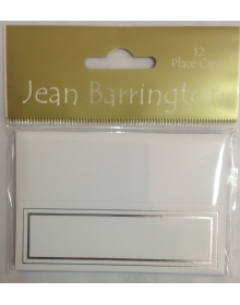 Place Cards (Pack x 12)