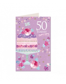 Age 50th Birthday