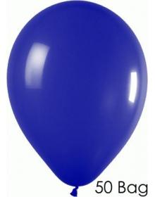 Helium Latex Balloons x 50