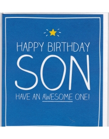Son Birthday