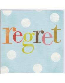 Regret Card