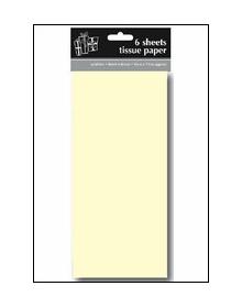 Cream ( 6 sheets )