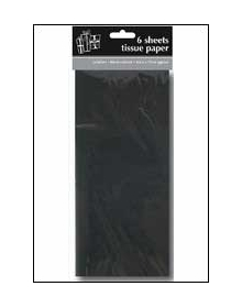 Black ( 6 sheets )
