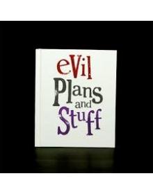 Note Pad ( Evil Plans )
