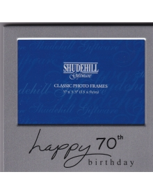 Photo Frame ( 70th Happy Birthday )