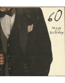 Age 60th Birthday