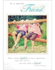 Special Friend / Best Friend