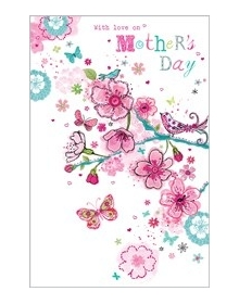 Happy Mother 's Day / Mothering Sunday