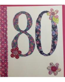 Age 80th Birthday