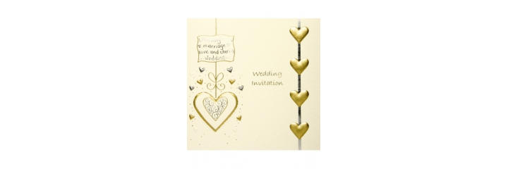 Wedding Invitations /Place Cards